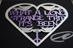 """What a Long Strange Trip It's Been"""