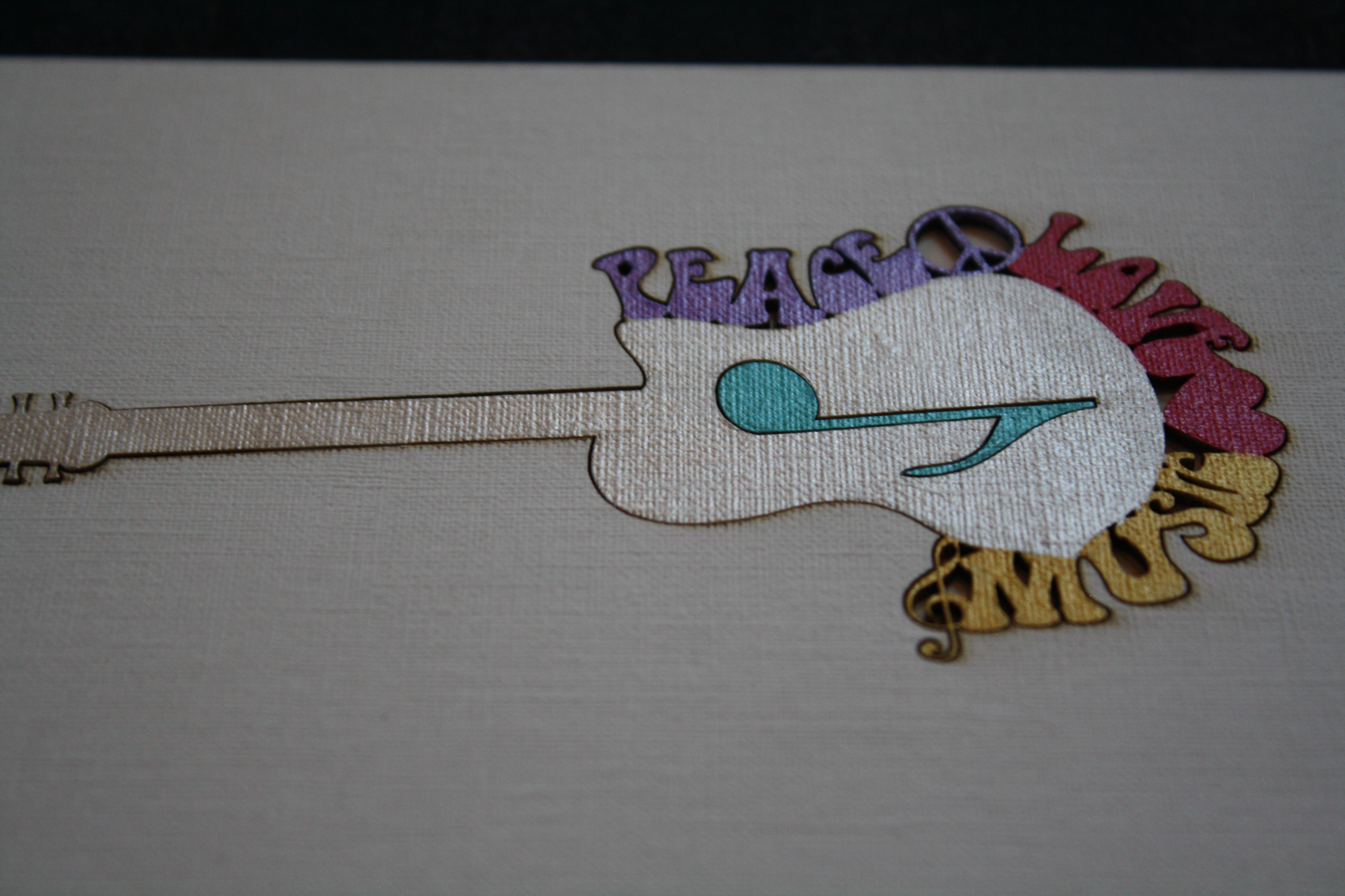 Guitar Loves Peace & Music