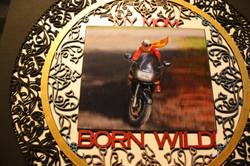 """My Mom, Born Wild"""