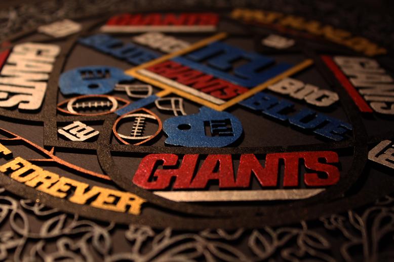 NY Giants Brand