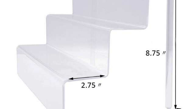 3-Tier Acrylic Stand