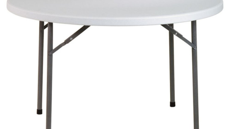 "Round Tables (6 seater - 48"")"