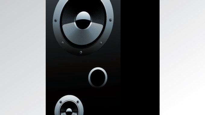 Sound System (Glam Lounge)