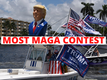 """MOST MAGA"" Contest"