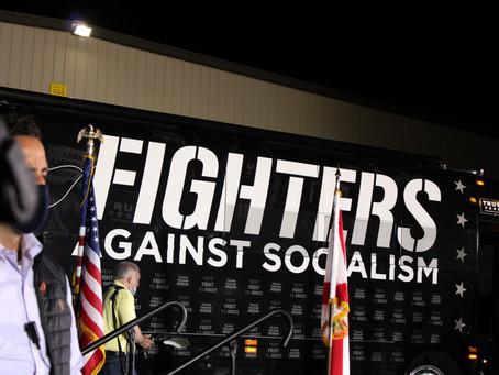 Fighters Against Socialism Tour With Don Trump Jr