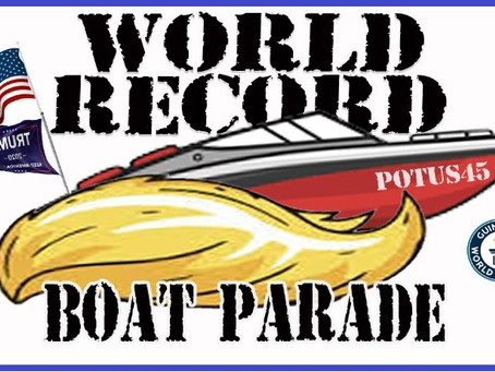 """The Race For """"OFFICIAL"""" Guinness World Record Boat Parade Is On!"""