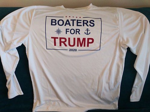 """""""The Movement"""" Official Boater Shirt"""