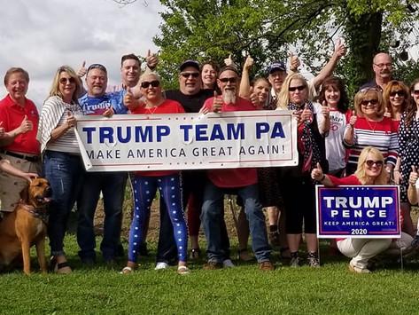 Huge Success For Pittsburgh KAGATTA Shutting Down BLM/Antifa Hate Mob