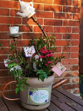 Tea Time Winning Garden
