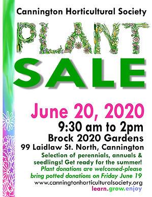 CHS 2020 Plant Sale Poster.JPG