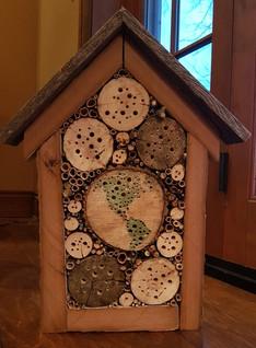 Pollinator House 2019