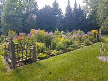 Expansive Floral Garden - Perennial Woods