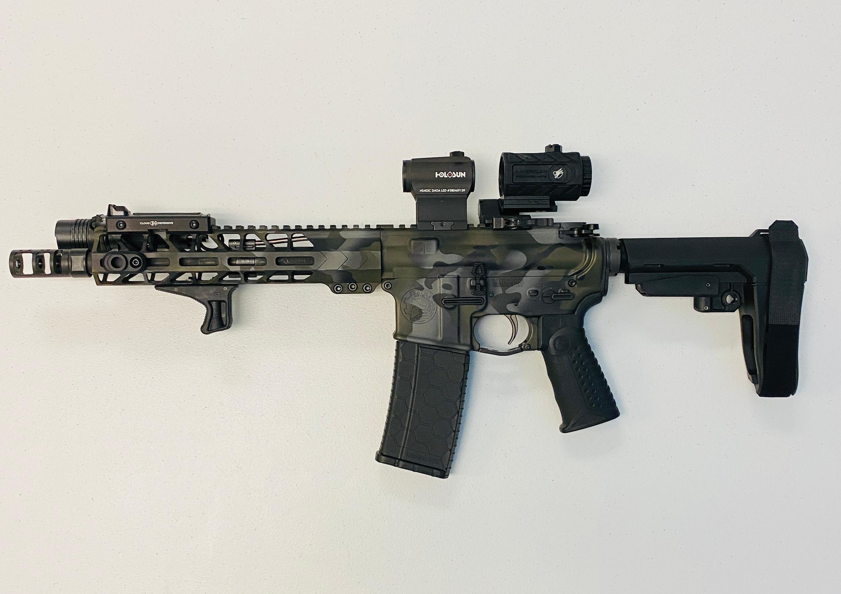 Intro to Rifles