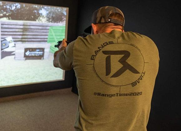 Range Time OD Green Shirt
