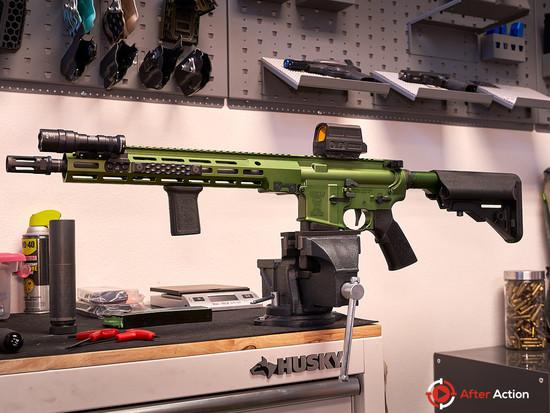 Geissele Rifle