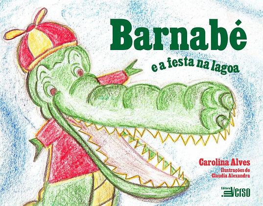 Barnabé e a festa na lagoa