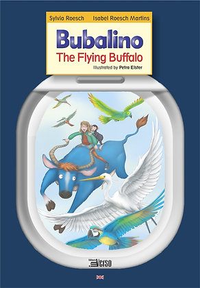 Bubalino - The Flying Buffalo