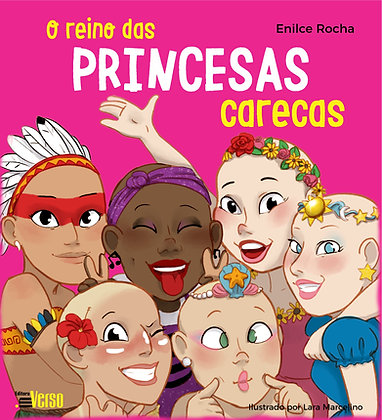 O reino das princesas carecas