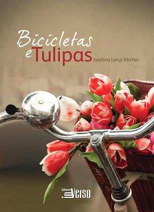 Bicicletas e Tulipas