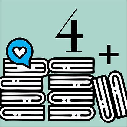 Combo 4 - Projeto Aconchego Literário