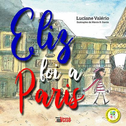 Eliz foi a Paris
