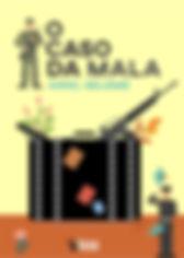 O caso da mala_Capa
