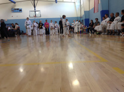 Martial arts youth competition