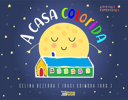 A casa colorida