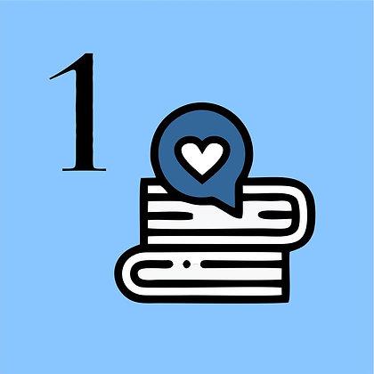Combo 1 - Projeto Aconchego Literário