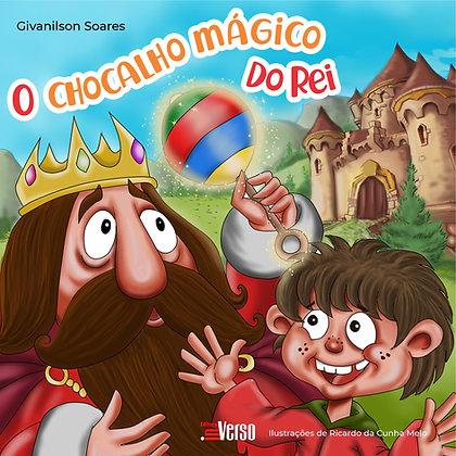 O chocalho mágico do Rei