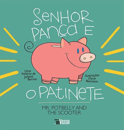 Senhor Pança e o Patinete