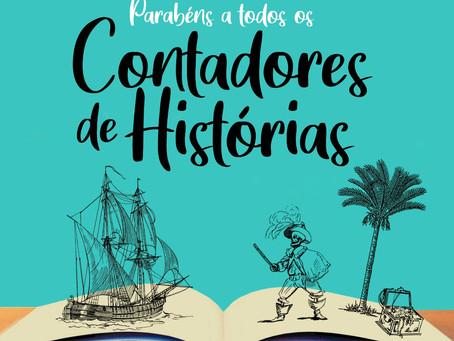 Dia do Contador de Histórias