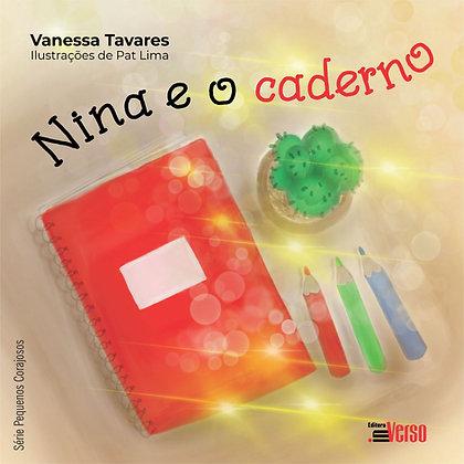 Nina e o caderno