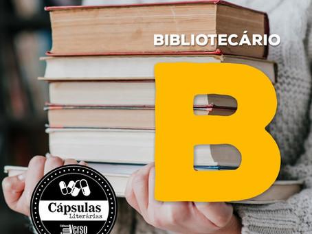 Dia do Bibliotecário no Cápsulas Literárias