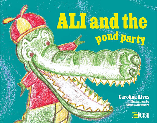 ALI and the pond party