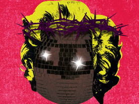 "Simon bei ""Jesus Christ Superstar"" - Theater Trier"