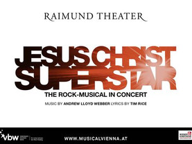 "Simon in ""Jesus Christ Superstar"" - Raimundtheater Wien"