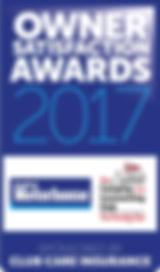 Motorhome-Owner-Satisfaction Awards 2017