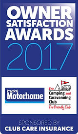 Motorhome-Owner-Satisfaction Awards 2017