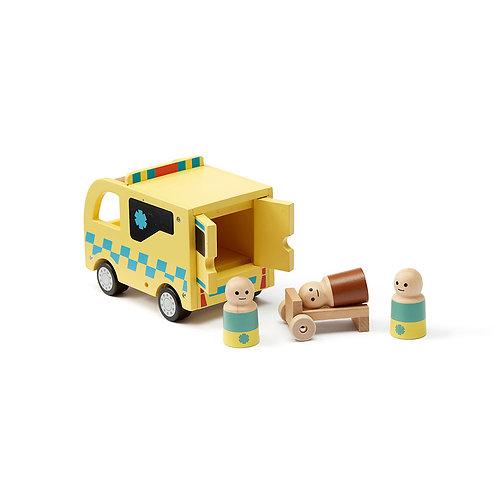 Ambulance AIDEN kid's concept
