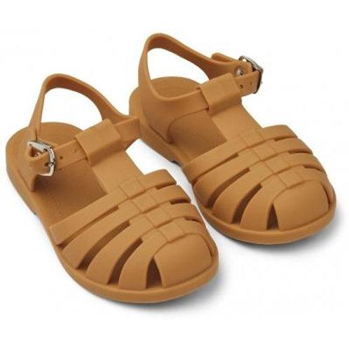 LIEWOOD - Sandales sable Bre Moutarde