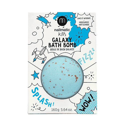 Boule de bain effervescente Comet-Nailmatics