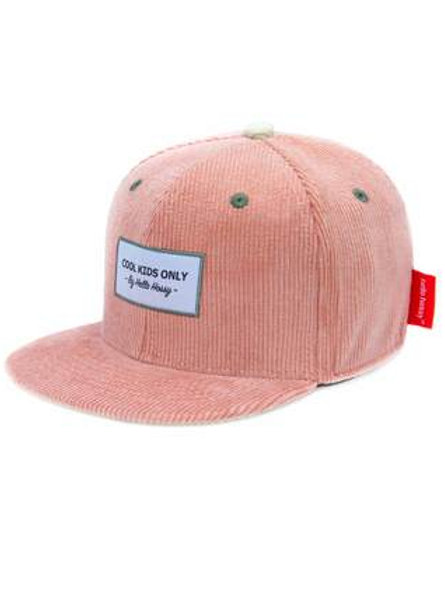 Casquette velour candy - Hello Hossy