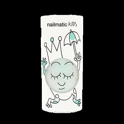 Vernis enfant base eau - Aldo - vert nacré-Nailmatics KIDS