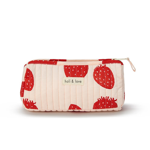 TROUSSE - PINK STRAWBERRY-Holi and Love