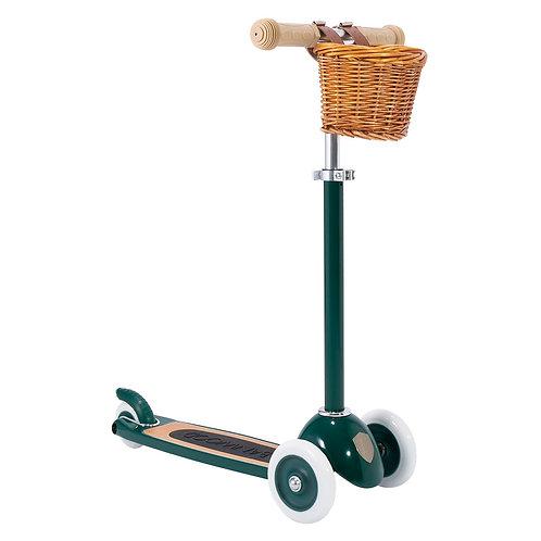 Trottinette Scooter - Vert emeraude-Banwood