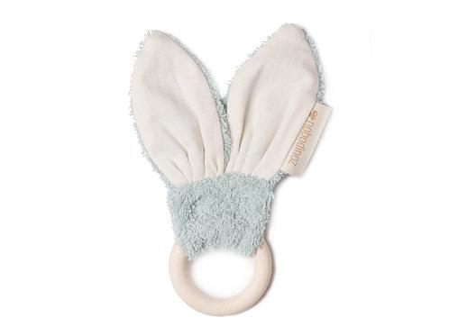 Anneau de dentition Bunny green