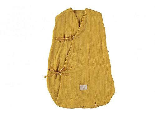 Gigoteuse d'été Dreamy farniente yellow 6-18 mois Nobodinoz