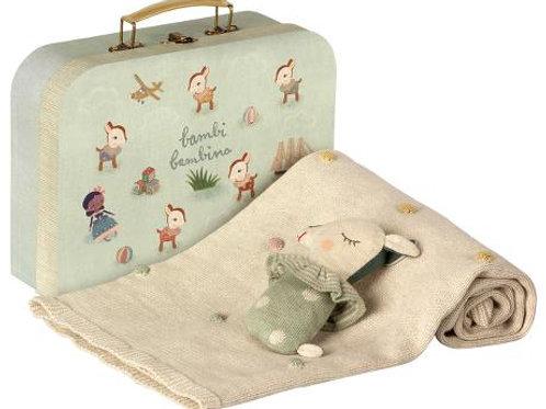 Valise cadeau bébé-Maileg