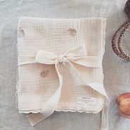 Couverture Pommes Macramé-Gentil coquelicot